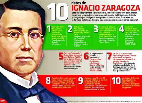 imagenes de la vida de ignacio zaragoza hoy 5demayo te invitamos a conocer m 225 s sobre el general