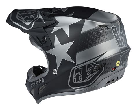 motocross gear store 2018 troy lee designs se4 tld comp mips motocross helmet