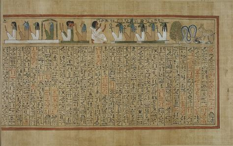 book of the dead pictures file book of the dead of hunefer sheet 8 jpg
