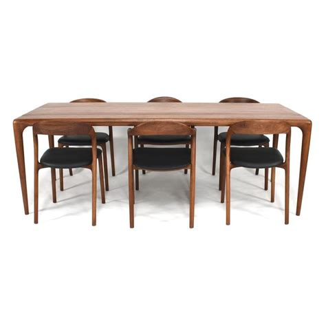Artisan Collection Dining Table In European Walnut For European Dining Tables