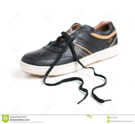 Shoe Unlimited Sr 5003 Black shoes stock image image of clean boot black white 31714399