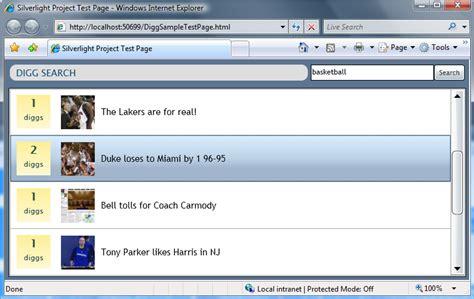 html tutorial listbox scottgu s blog silverlight tutorial part 5 using the