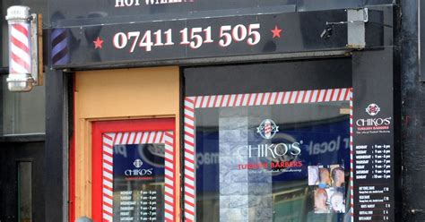 barber jobs glasgow illegal workers snared after immigration officers swoop on