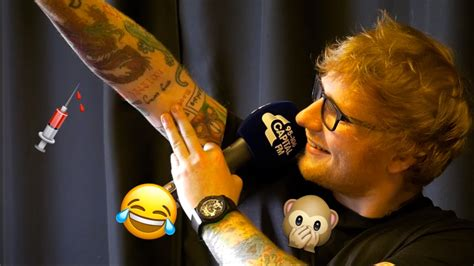 ed sheeran re stacks tattoo ed sheeran reveals his galway grill tattoo for the first