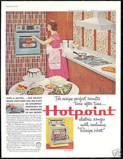 kitchen ads vintage household ads of the 1950s