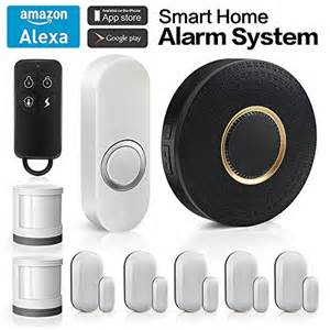 home security system wireless smart alarm system kits