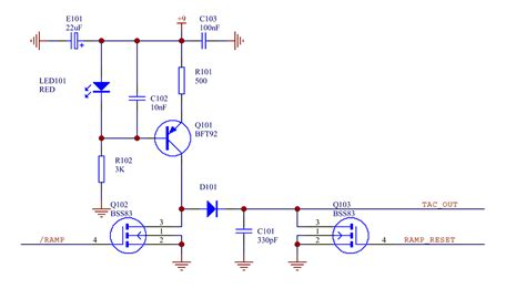 capacitor discharge ic time to litude converters ko4bb