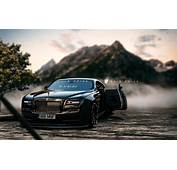 Rain Prisk  Rolls Royce Wraith