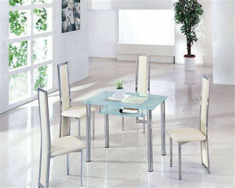 Small Glass Dining Tables Compact Small Glass Dining Table Dining Table And Chairs Dining Tables