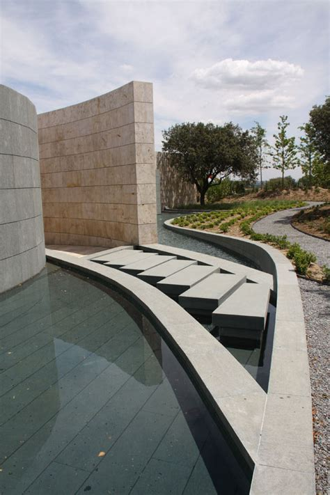 zen architecture modern zen house design in madrid spain