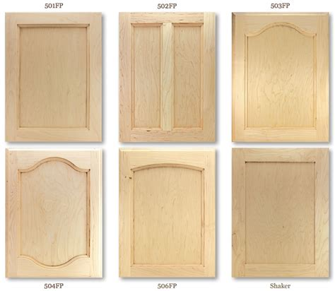 Flat Panel Cabinet Door Raised Panel Doors Flat Panel Doors Dfw Doors