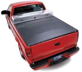 Tonneau Covers For Trucks With Tool Box Silverado Extang Fulltilt Tool Box Tonneau Cover