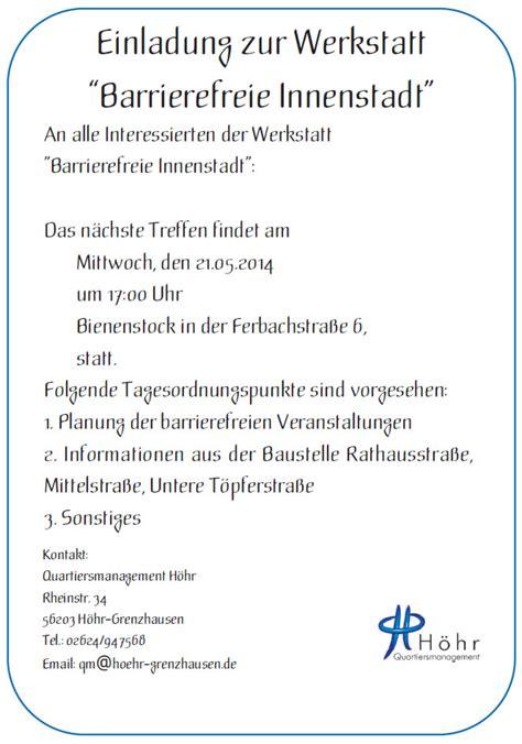 Musterbrief Einladung Event Einladung Zur Gesch 228 Ftser 246 Ffnung Natursch 246 Nheit Team