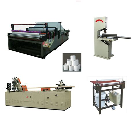 Tissue Paper Machine - china toilet tissue paper converting machine complete line