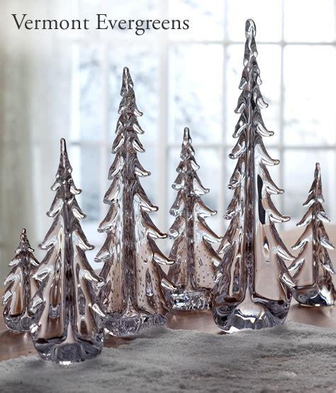 wwwsimon pierce xmas things simon pearce glass vermont evergreens gorgeous peaceful tis better to give