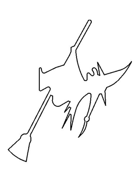 Printable Witch Stencils | free stencils printable stencils