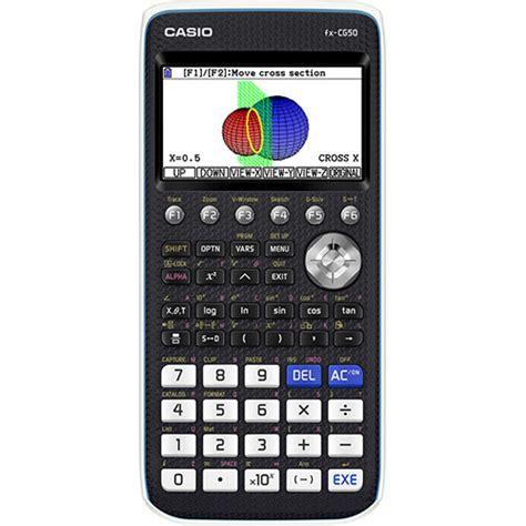 advanced color graphics casio fx cg50 advanced colour graphic