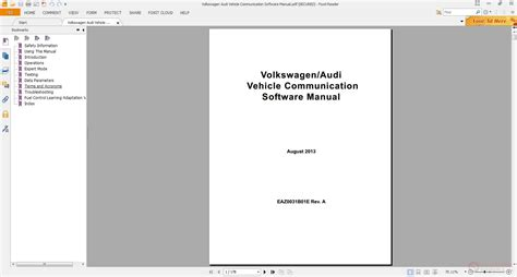 volkswagen audi vehicle communication software manual auto repair manual forum heavy
