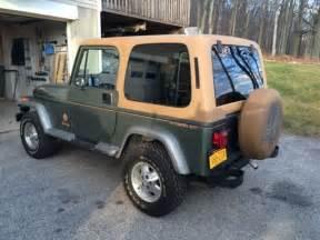 1992 Jeep Wrangler Value 1992 Jeep Wrangler Yj For Sale Photos Technical