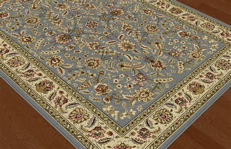 vine rug blue traditional floral vine area rug multi color border carpet ebay