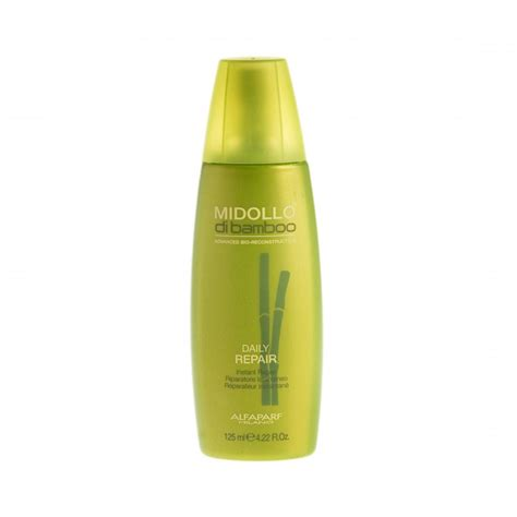 alfaparf midollo di bamboo renewal lotion hair treatment alfaparf midollo di bamboo daily repair hair treatment