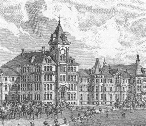 Pontiac Asylum Pontiac State Hospital Historic Asylums