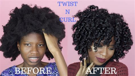braid out on 4c hair ft cococurls youtube twist n curl for type 4a 4b 4c natural hair ft la