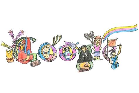doodle article entries for doodle4google 2013 competition