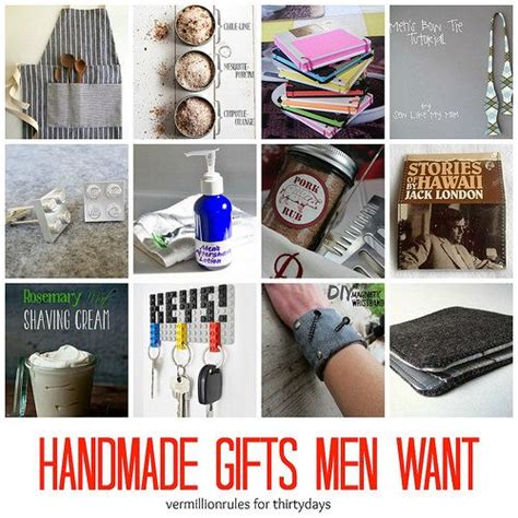Handmade Mens Gifts - handmade gifts gifts and handmade on