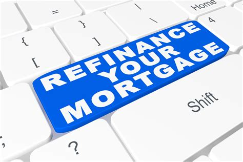 refinance rates mortgage loans home