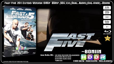 fast five 2011 bdrip avc froloff777 fast five 2011 extended version 1080p bdrip dd5