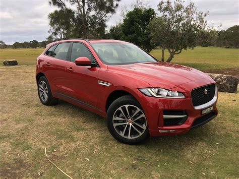 2017 jaguar f pace review caradvice