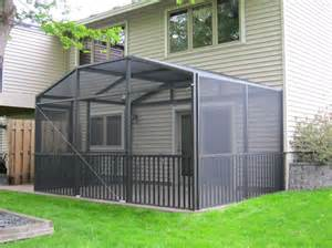 Patio Screen Enclosure Screen Porch Enclosures Quotes