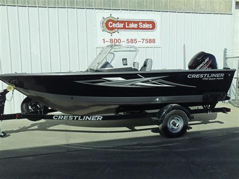 crestliner boat reviews crestliner 1750 pro tiller back to the future boats