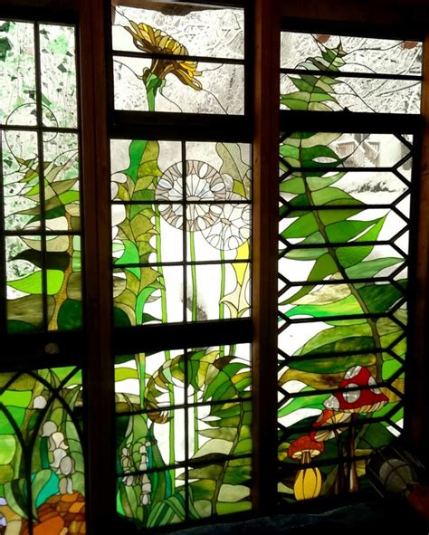 151 best stained glass in window frames images on