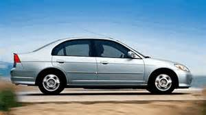 2005 honda civic hybrid review cnet