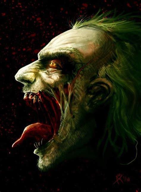 joker zombie tattoo zombie joker comic book awesomeness pinterest