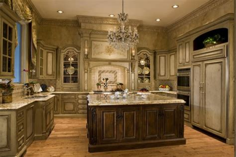 Expensive Kitchen Cabinets 18 Luxury Traditional Kitchen Designs That Will Leave You Breathless