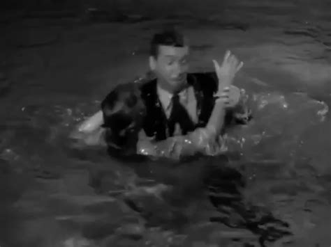 film it s in the water james stewart dancing gif find share on giphy