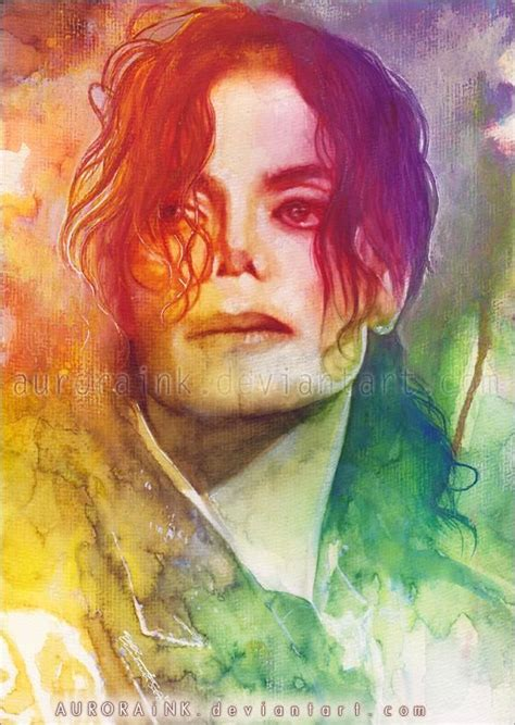 painting michael jackson wartercolor paintings by wienhold watercolour
