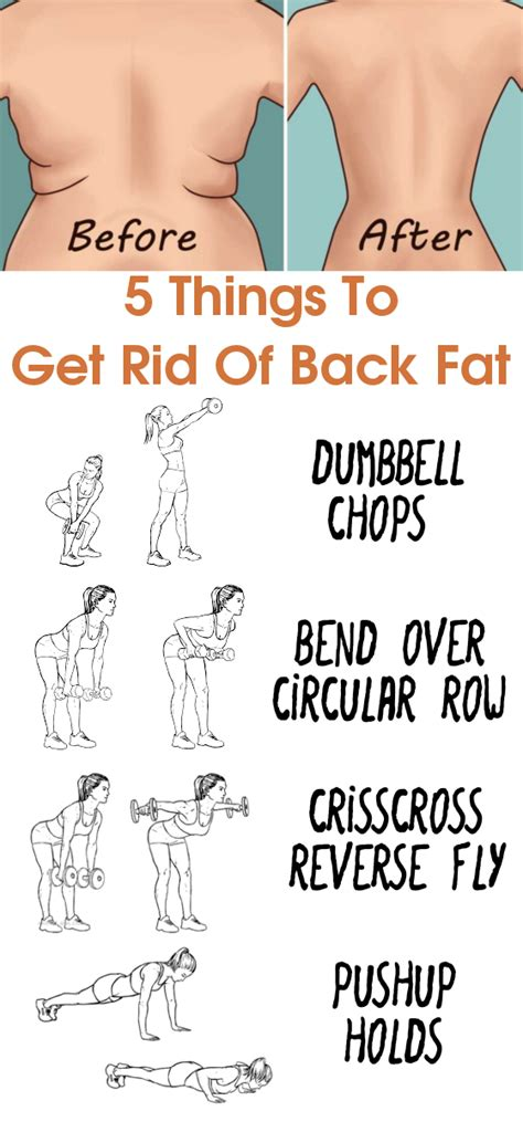 5 things to get rid of back health and fitness exercise workout back workout