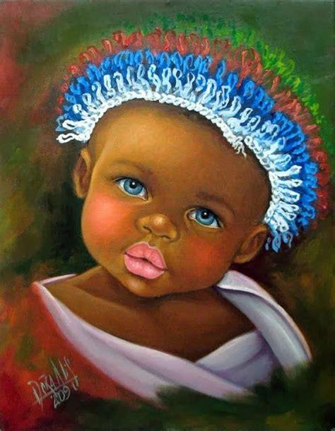 Bombe Peinture Dorée 276 by Alis Pintura Enfants Africains