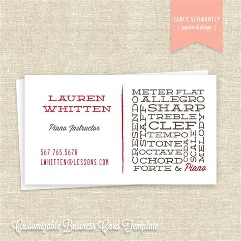 instructor business card template 7 best relations pr resume templates sles