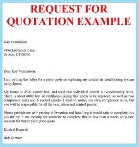 Business Letter Sample For Quotation letter for price quote business letter for price quotation sample