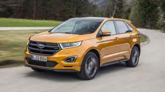 new cars ford review the new ford edge top gear