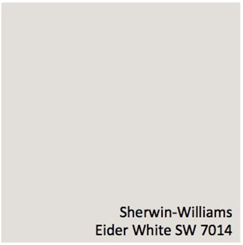 sherwin williams eider white sw 7014 paint inspiration