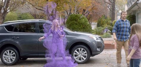 Toyota Bowl Commercial Toyota Rav4 Bowl Commercial Wish Genie With Kaley