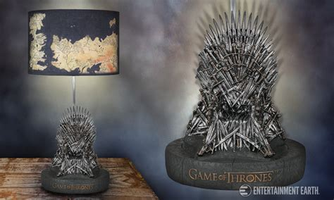 of thrones light light up westeros with this iron throne l