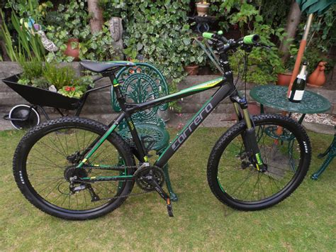 27 By 14 Frame by Vulcan Mens Mountain Bike 20 Lightweight Alloy