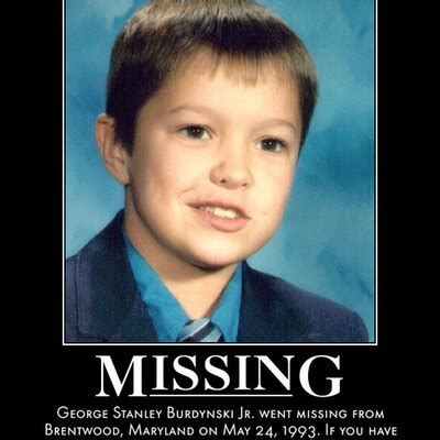 George Finder George Burdynski Jr Find George